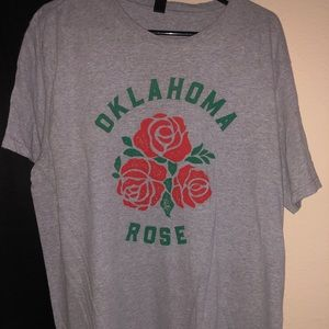 Other - Oklahoma Rose Band Tee